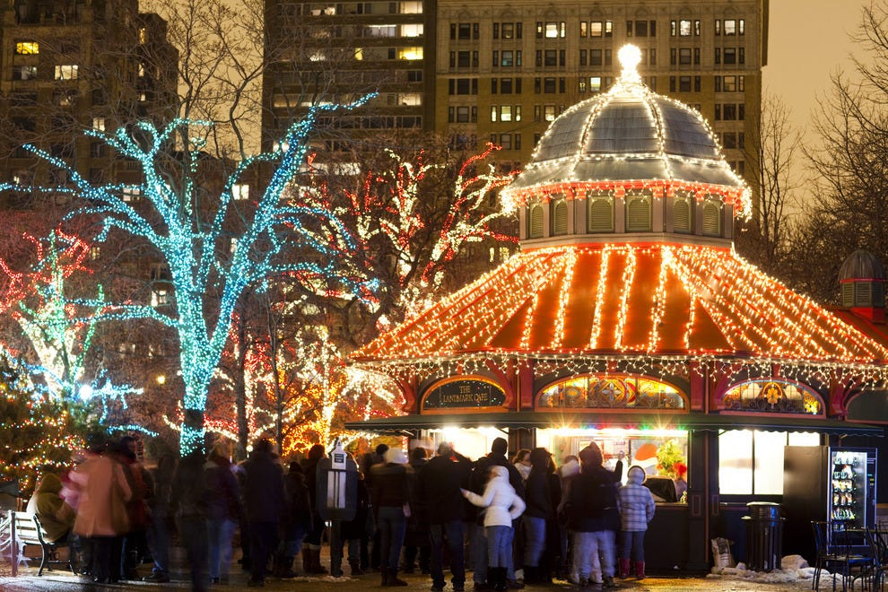 Holiday Attractions Attractions In Chicago