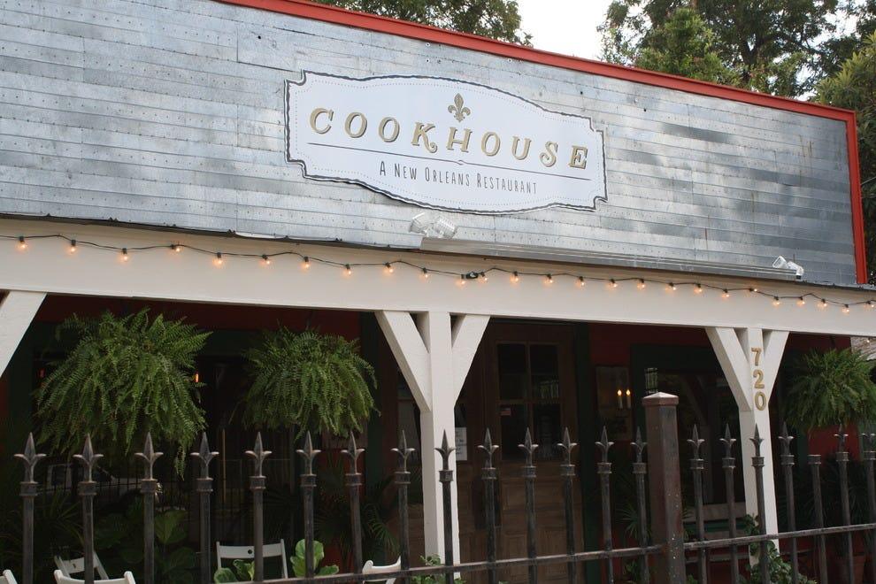 The Cookhouse: San Antonio Restaurants Review - 10Best ...