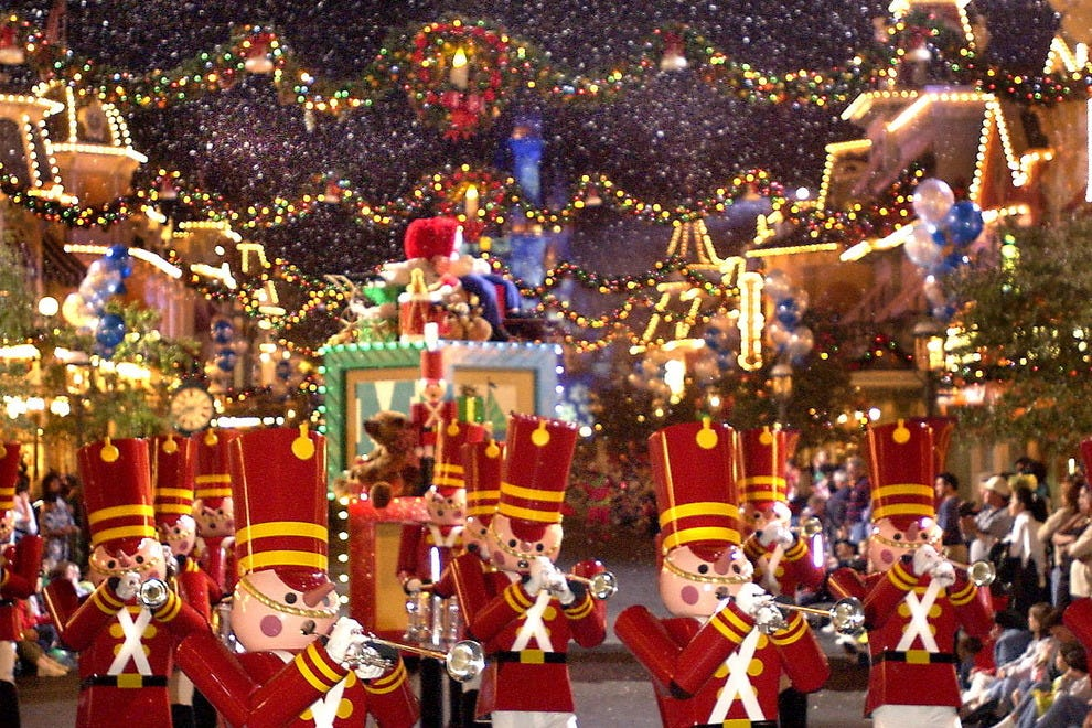 Holiday Attractions Attractions In Orlando