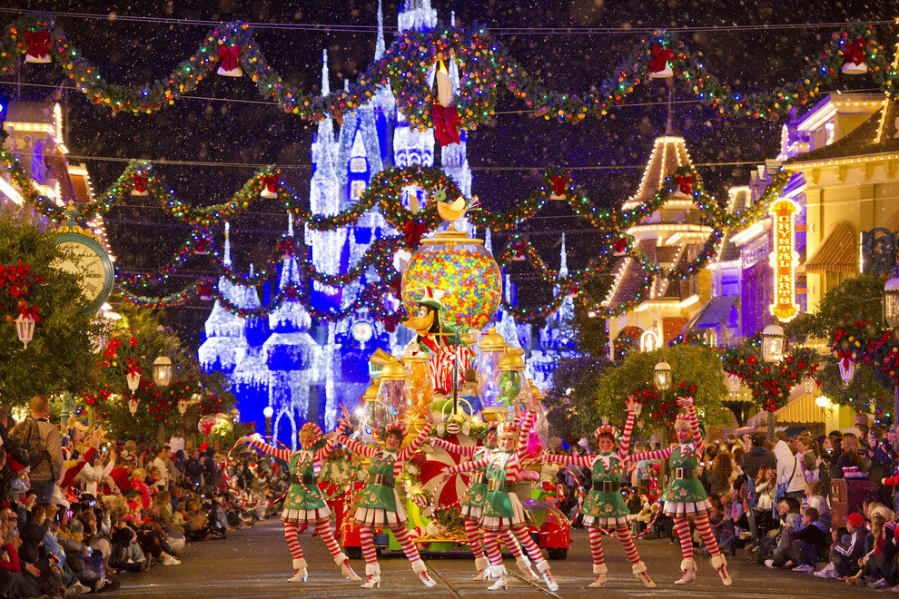 Holiday Attractions: Attractions in Orlando