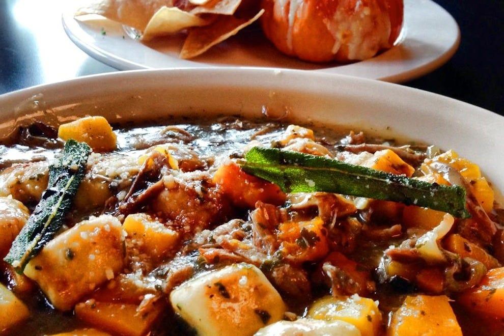 Trina S Starlite Lounge Food