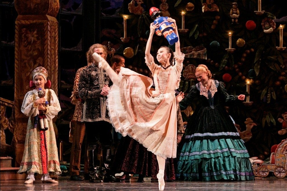 Atlanta Ballet's <i>Nutcracker</i>