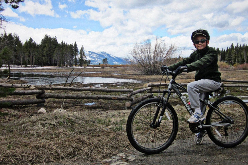 Truckee River Bike Trail Bike And Eat Your Way Along Tours