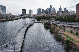 Philadelphia Welcomes Addition of a Brand New Boardwalk