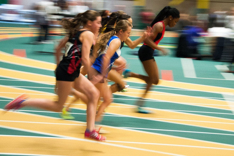 Albuquerque, NM: US Indoor Track and Field Championships