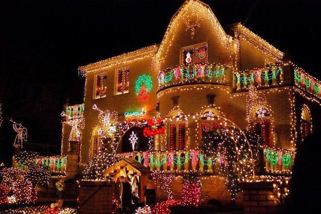 Dyker Heights Light Show