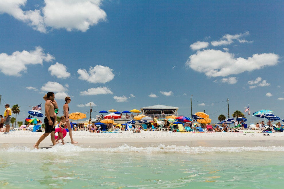 Hotels Near Treasure Island Fl