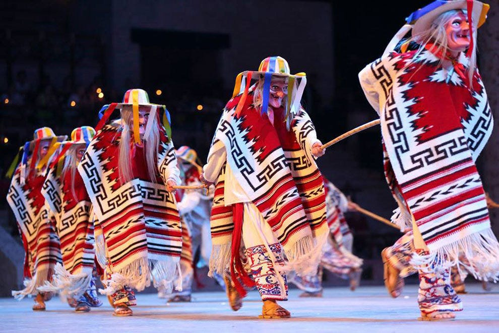 "At this year's Festival of Life and Death Traditions, you might see the Baile de los Viejitos (""Dance of the Little Old Men""), a traditional folk dance from the Mexican state of Michoacan"