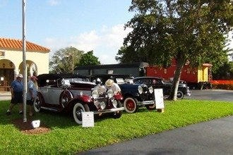 Naples Depot Museum Showcases Area's History of Transportation