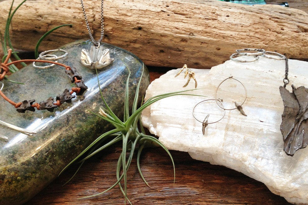 A sneak peek at jewelry from Love Adorned