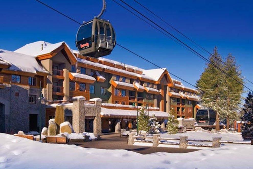 Best Hotels In Tahoe Marriott Grand Residence