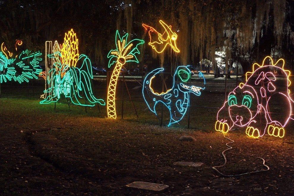 celebration in the oaks - Celebration Christmas Lights