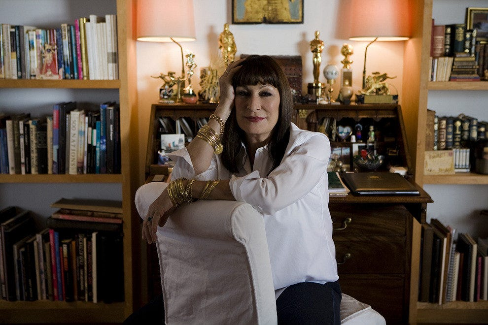 Anjelica Huston will be part of the Chicago Humanities Festival