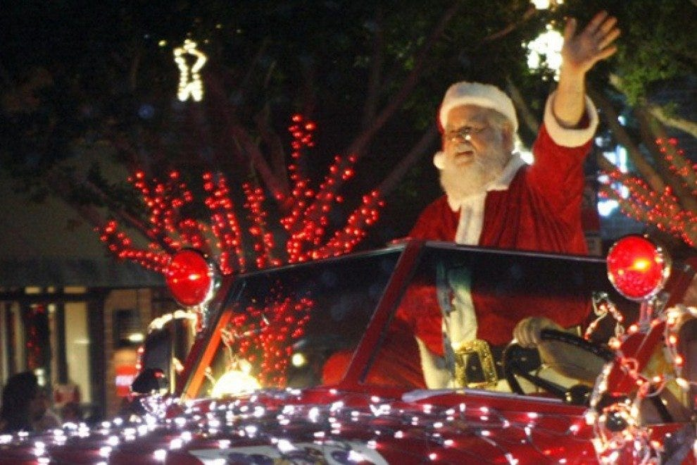 Tempe Fantasy of Lights Parade