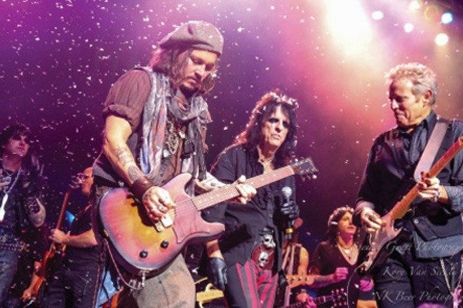 Alice Coopers Christmas Pudding 2020 Alice Cooper's Christmas Pudding   Best Attractions in Phoenix