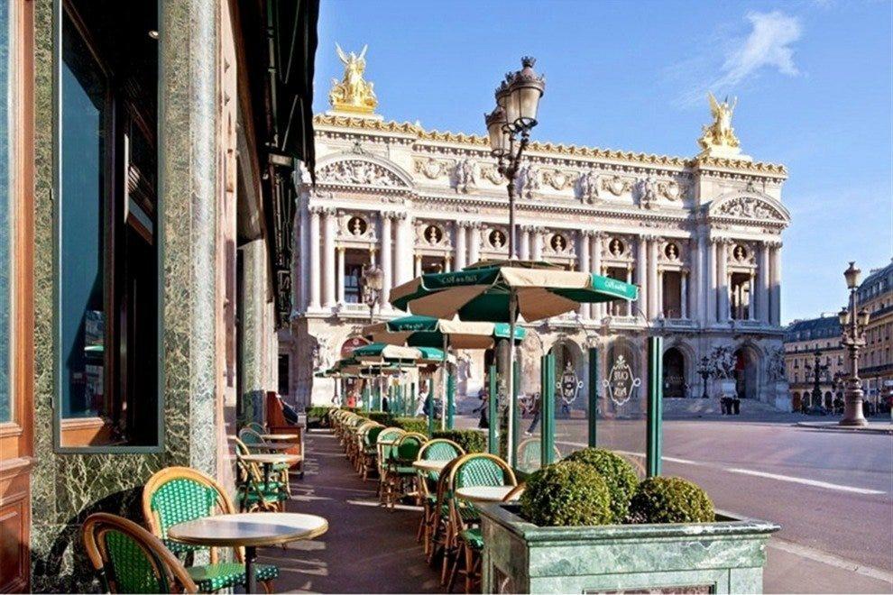 Rachel S Cafe Paris
