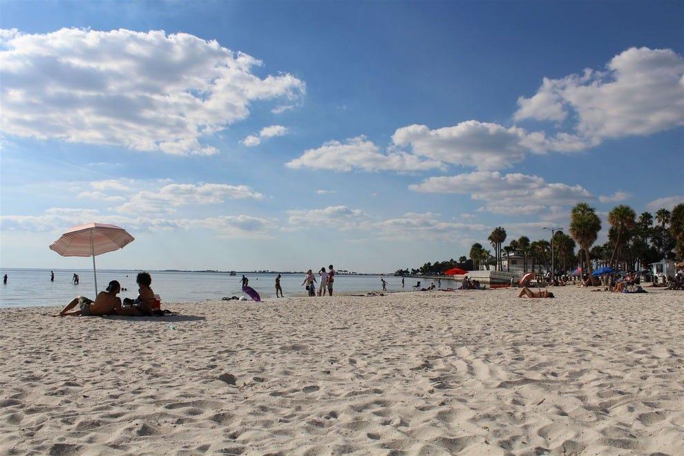Ben T Davis Beach Tampa Attractions Review 10best