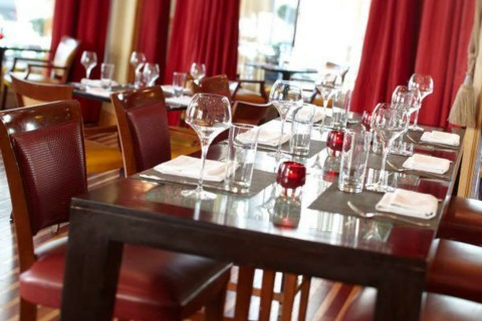 Restaurants With Private Dining Rooms Columbus Oh