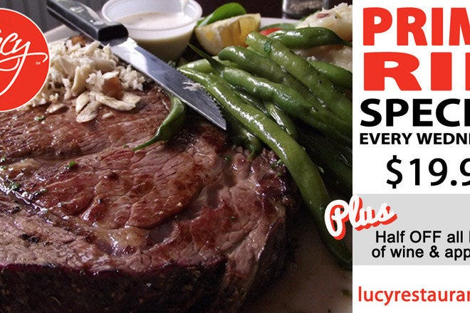 Juicy Lucy's Steakhouse