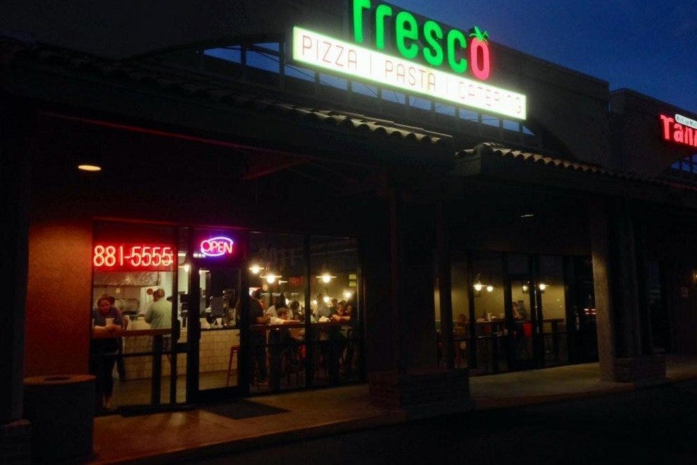 Fresco Pizzeria and Pastaria