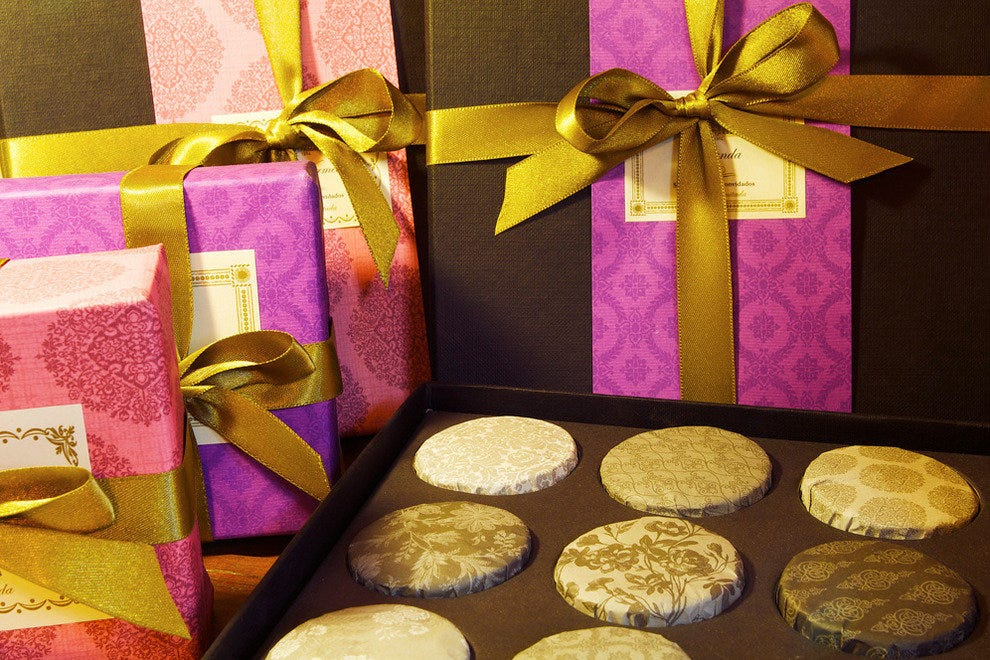 Vida Portuguesa提供特殊礼品盒,and they make ideal presents