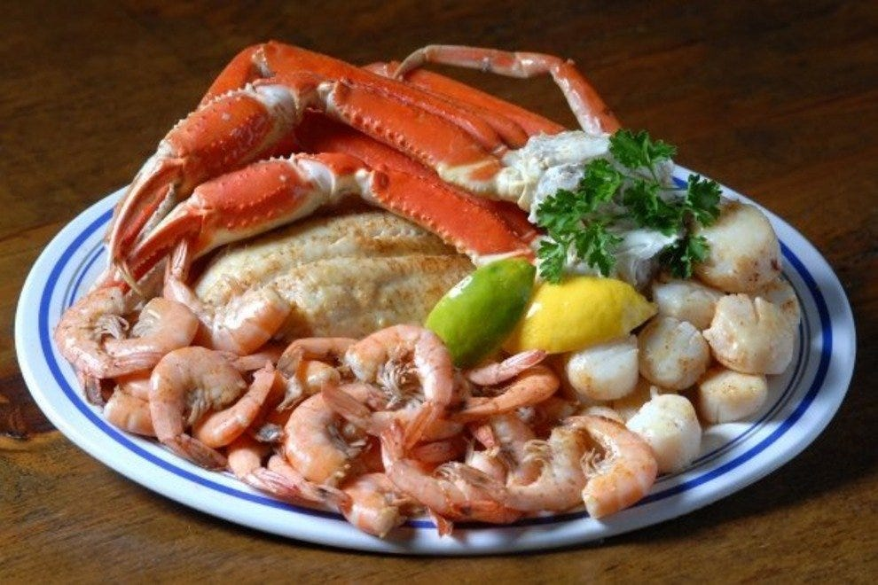 Best Place For Seafood Myrtle Beach