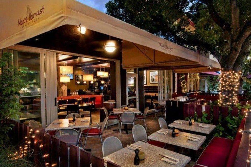 Max S Harvest Boca Raton Restaurants Review 10best