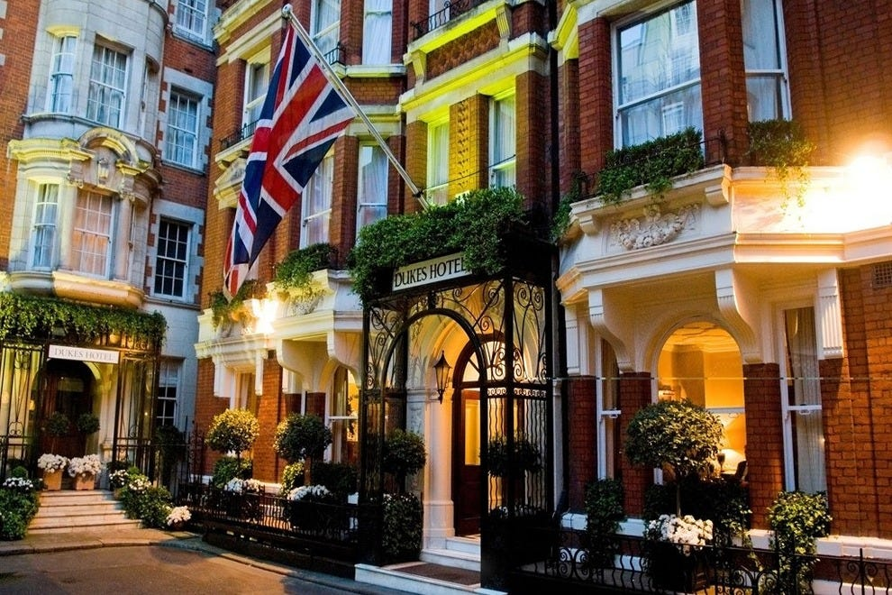 Boutique Hotels Mayfair London England