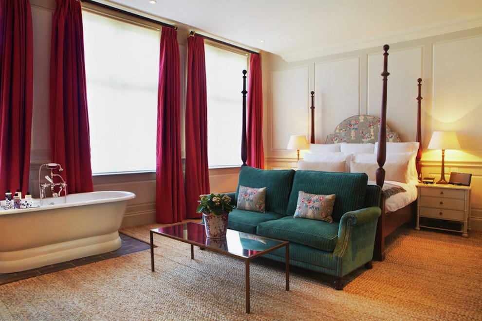 Dean street townhouse london hotels review 10best for Boutique hotel 54 london
