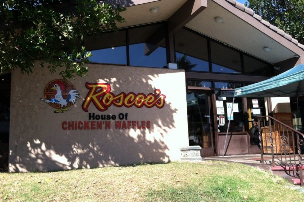 Roscoe's House of Chicken and Waffles Inglewood