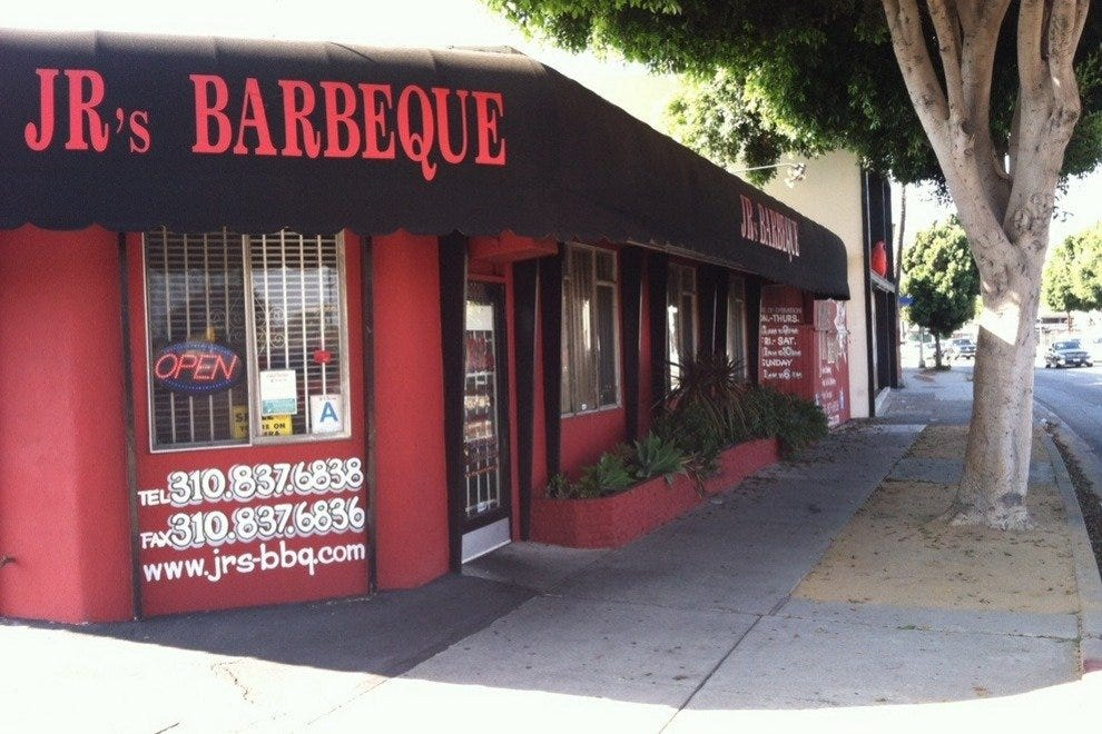 JR's Barbeque