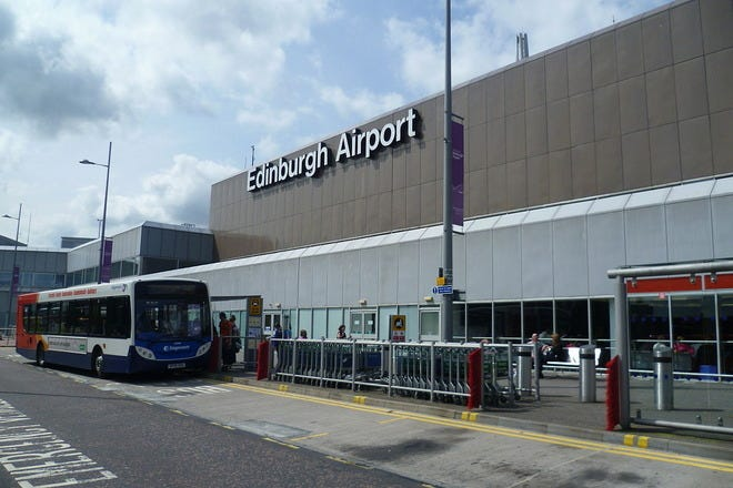 Airport Hotels in Edinburgh