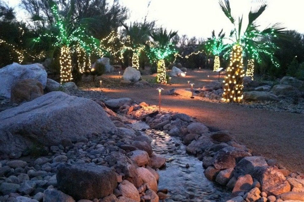 Holiday Nights at Tohono Chul