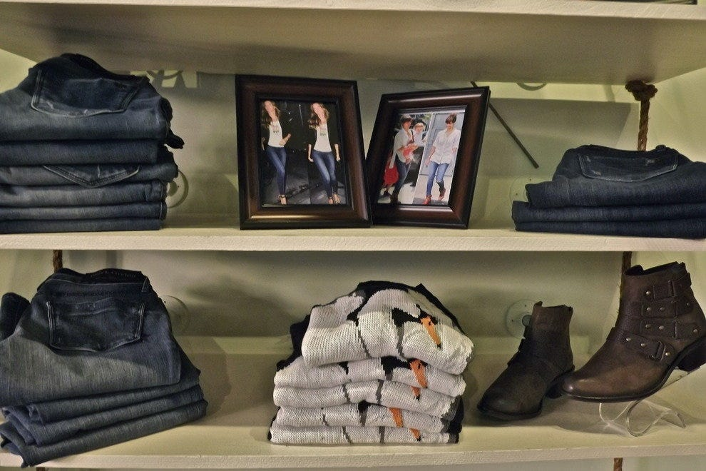 Black Orchid denim at House of Sage