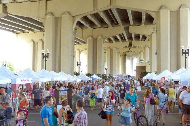 河畔艺术市场