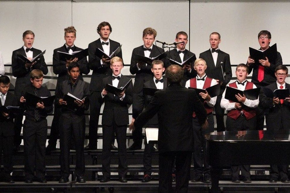 Tucson Boys Chorus Holiday Concert