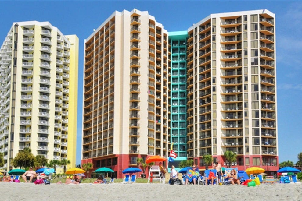 Patricia Grand Resort Hotel Oceana Resorts Myrtle Beach Hotels Review 10best Experts And