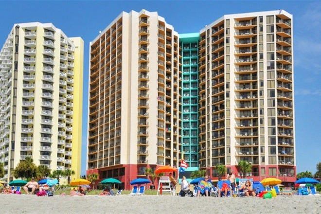 Units At Patricia Grand Resort By