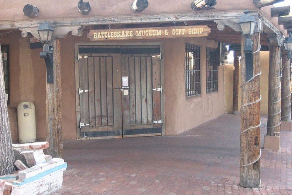 美国国际响尾蛇博物馆