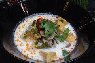 Empty Bowl in Santa Barbara: Try Unusual Thai Flavors