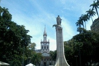 Enjoy Sightseeing and Shopping at Rio's Largo do Machado