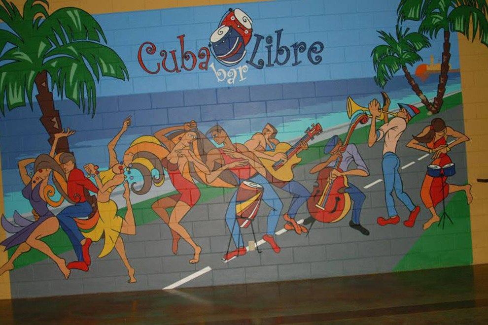 Cuba Libre夜店酒吧