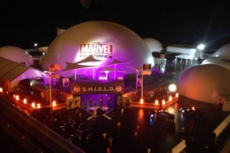 The Marvel Experience Set to Preview in Scottsdale