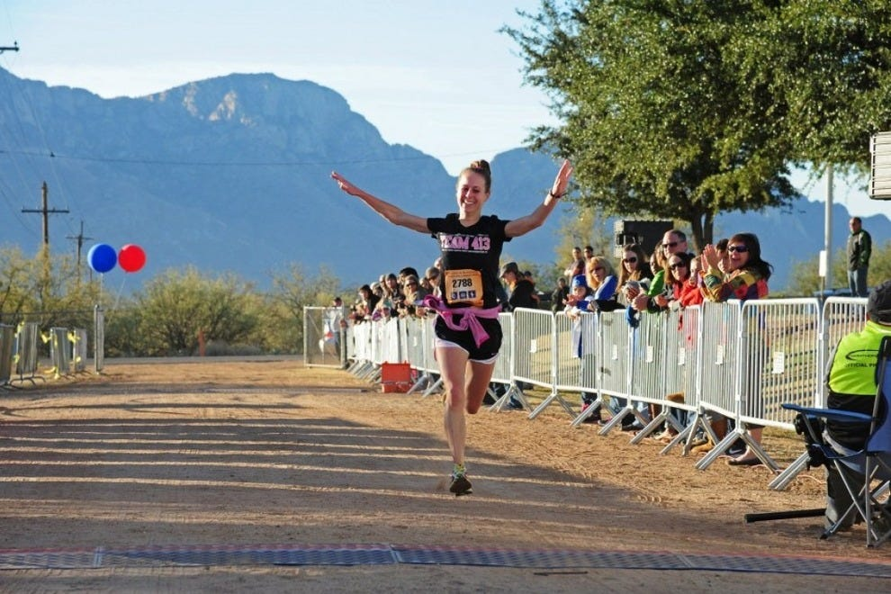 The Tucson Marathon is expanding its weekend schedule this year to include more family-friendly events