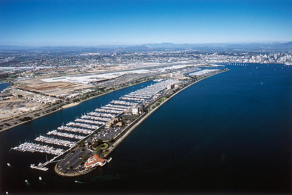 Hilton San Diego Airport Harbor Island San Diego Hotels Review 10best Experts And Tourist Reviews