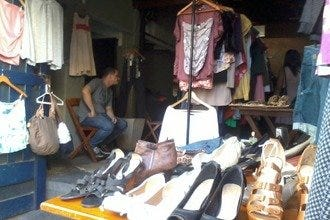 Browse and Bargain Hunt at Rio's Vintage Clothing Stores