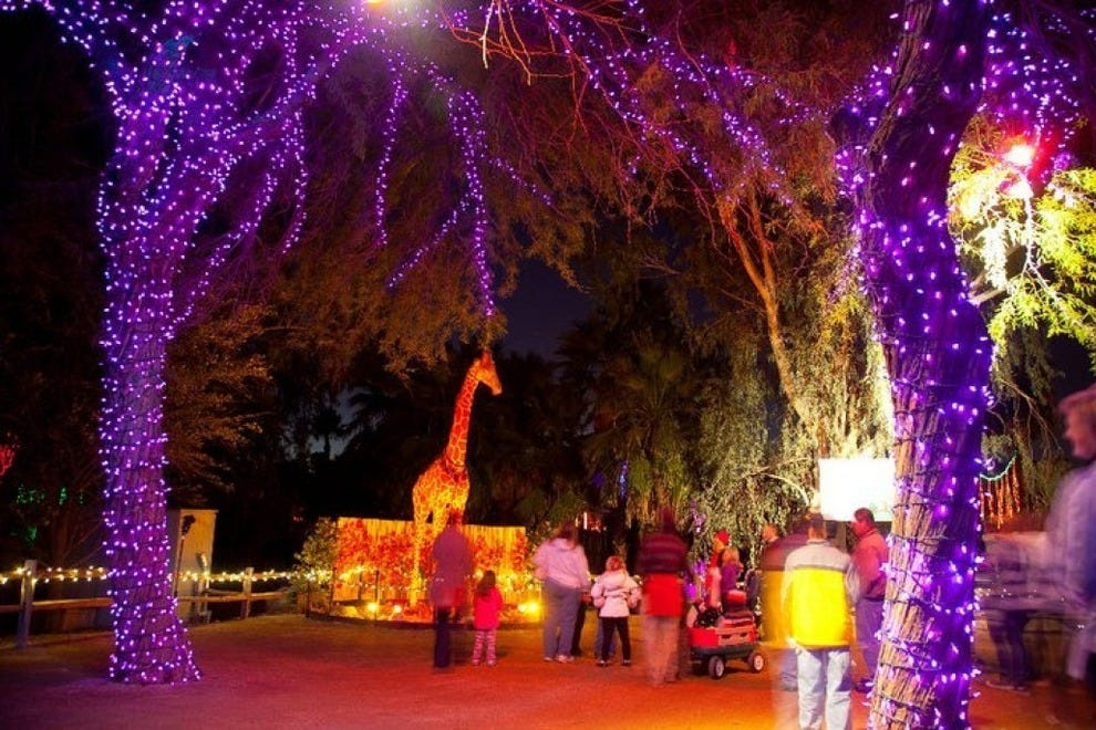 Zoolights Holiday Spectacular Gets Bigger Brighter In