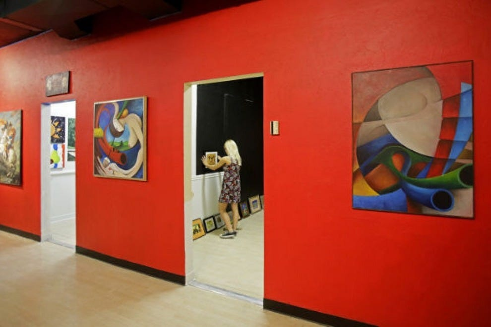 Phelony is a new art gallery at the Tucson Mall