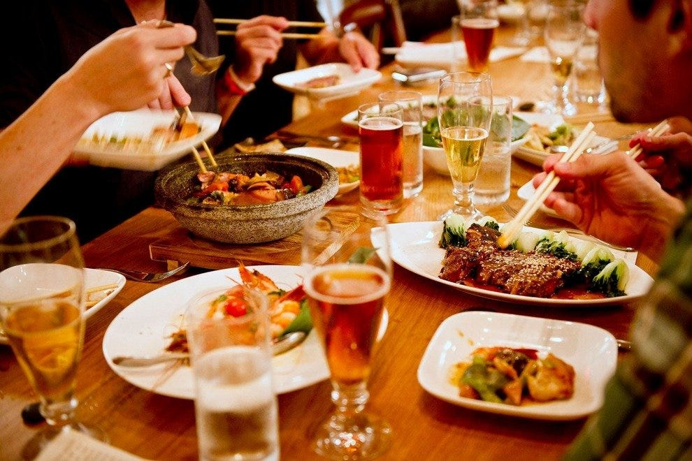 Upper west side restaurants top 10best restaurant reviews for Amber asian cuisine nyc