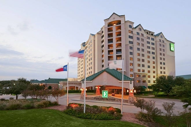 Dallas Airport Hotels >> Embassy Suites By Hilton Dallas Dfw Airport North Dallas